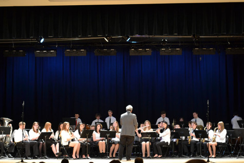 PV Band hosts Interdistrict Band Concert