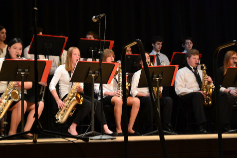 PV Band presents spring concert