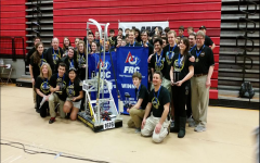 Robotics team excels in competitions