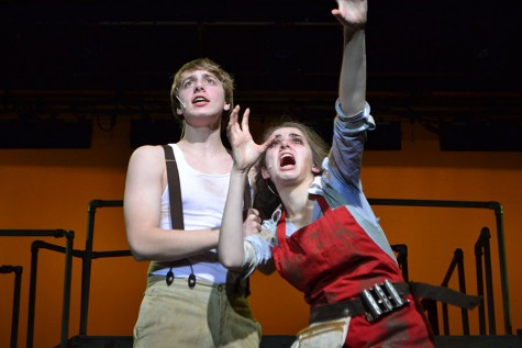 "PV Theatre presents ""Urinetown: The Musical"""