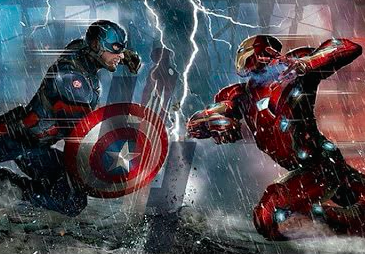 Civil War: worth the wait
