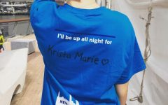 """I'll be up all night for Krista Marie"""