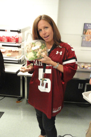 Spirit Week kicks off with sports jersey day