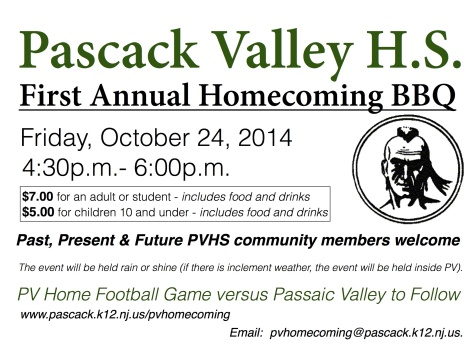 Homecoming festivities set for Friday