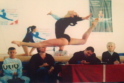 Pascack gymnastics coach returns to her roots