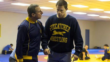 Foxcatcher: Wrestling with ambitions
