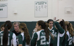 Lewis to step down as volleyball coach