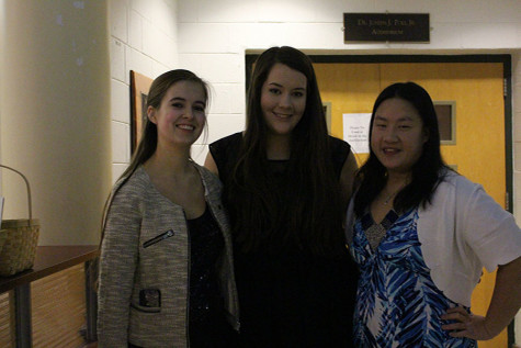 Tri-M Induction Ceremony welcomes new members