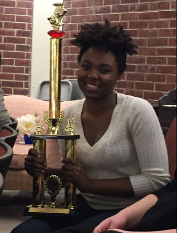 PV senior wins monologue award at Governor's Awards Competition