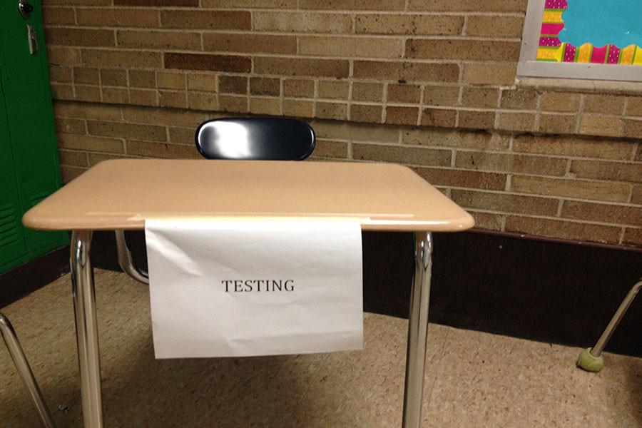 Roughly half of eligible test takers refuse to take PARCC