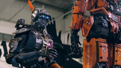 Chappie: New robot, old concept