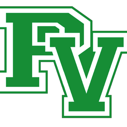 Pascack Valley will be ultilizing the PV Block Letters more often than the Indian head