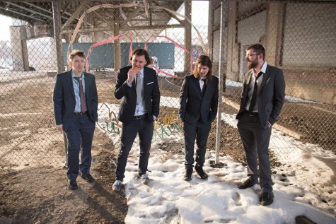 An exclusive interview with local success story The Front Bottoms