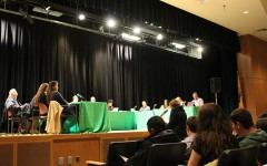 The Board of Education met yesterday at 4 p.m. and voted to forward the new proposed transgender policy.