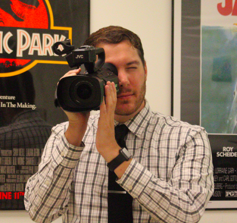 New PV Video Production teacher uses past to aid teaching