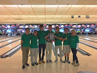PV bowlers celebrate a win last year after the Crusader Classic. The Indians are hoping to build on their success from a season ago.