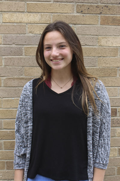 Elisabeth Ralph is PV's Athlete of the Week for April 24-28.