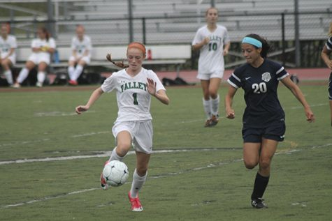 PV girls soccer looks to repeat as league champions