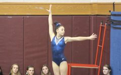 Gymnastics team aims to rebound after loss of last year's seniors