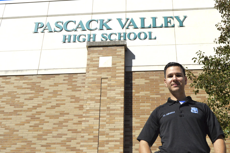This year, PV hired a new resource officer, Mike Camporeale. His role is to be at PV in case anything happens and is a direct line to the Hillsdale Police Department.