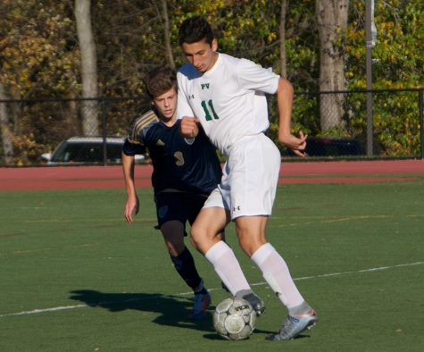 Pascack Valley soccer looks to win fourth straight league title