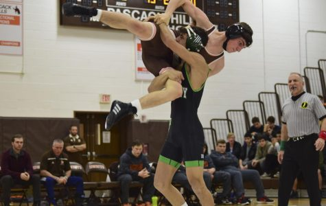 Senior wrestler looks to end career on a high note