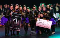 Dance Team wins double national title in Florida competition