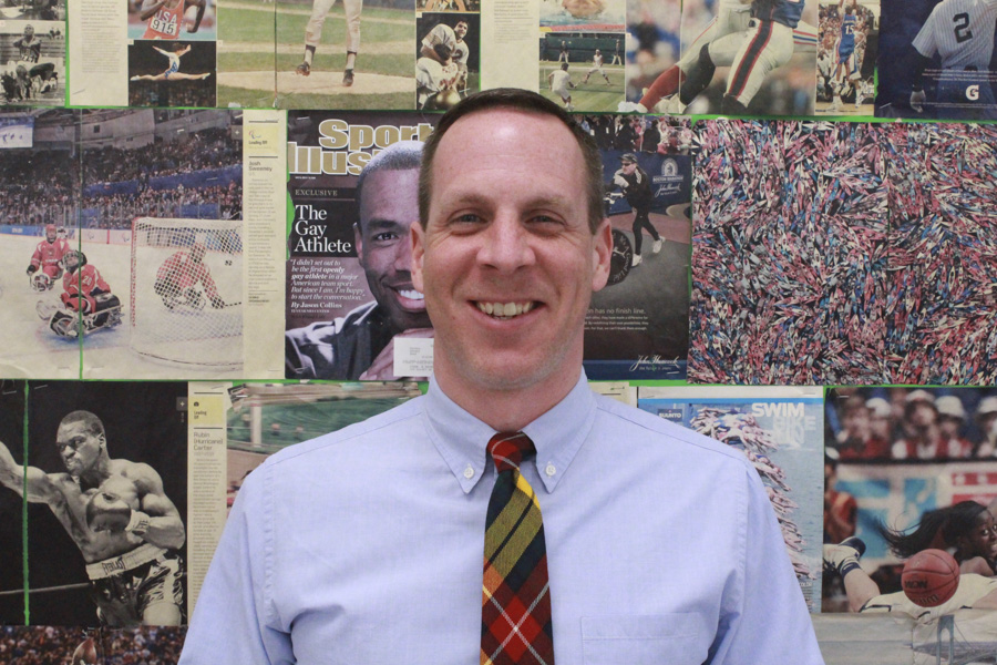 Mr. Shawn Buchanan was approved as the Supervisor of Athletics and Physical Education at Pascack Valley High School by the PVRHSD Board of Ed on Monday.