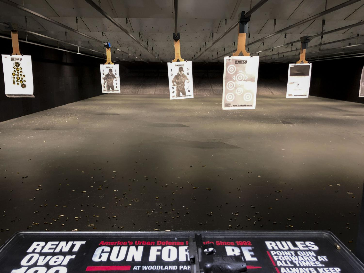 PV Junior Danny Moallem recently visited a shooting range. He discusses his side on the ongoing gun debate in America.