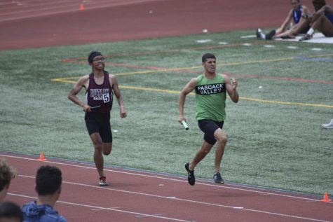 PV track team looks to develop talent