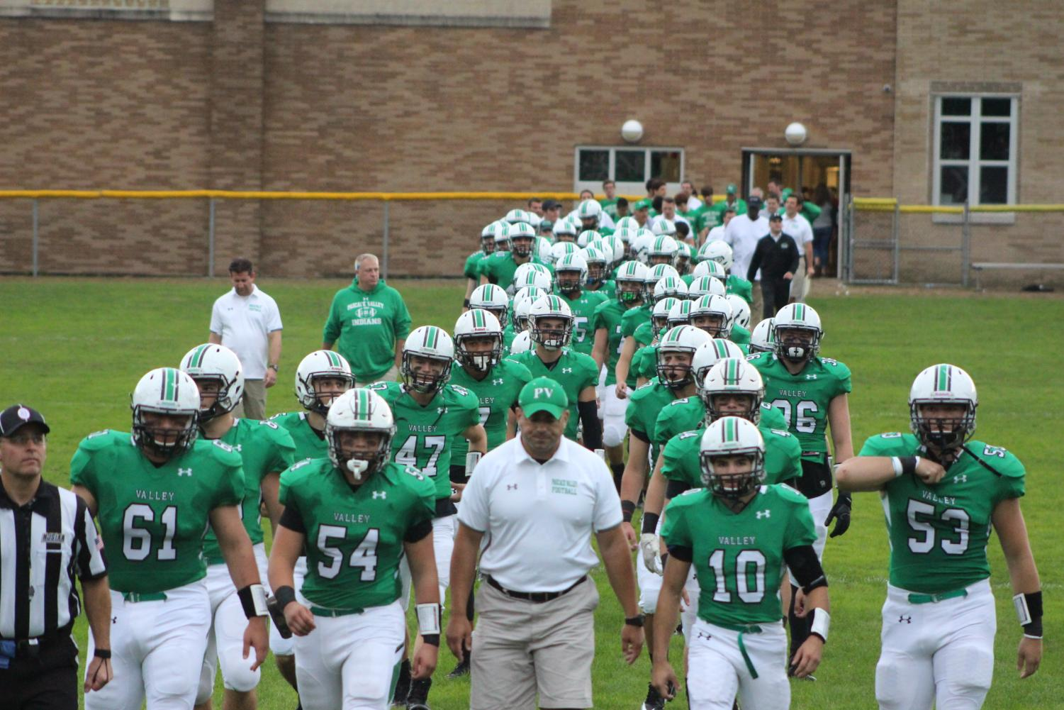 Indians hope to build on success against River Dell