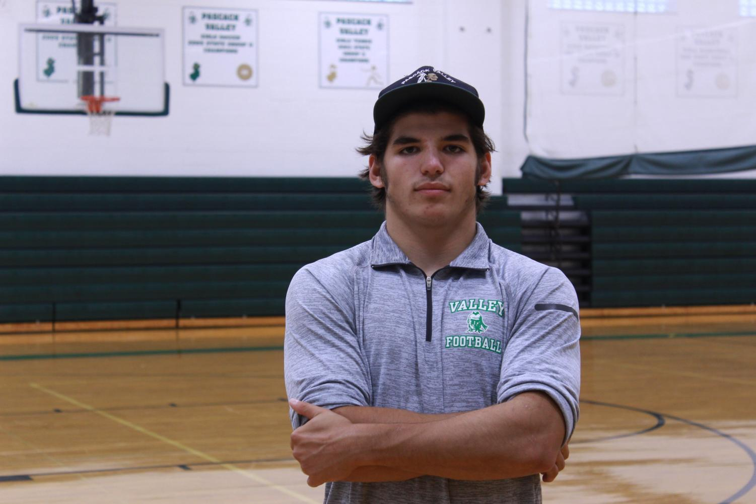 Stephen Soravilla is the Smoke Signal's Athlete of Week for the week of October 8.