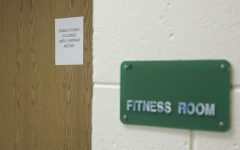 Mercury found in dance room and weight room