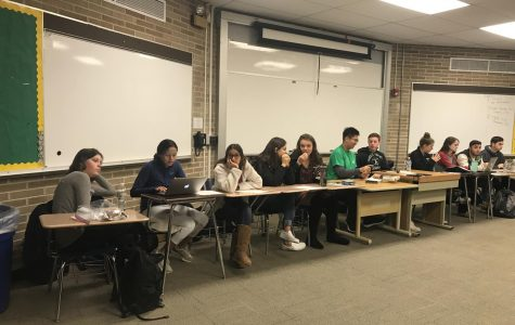 Students discuss solutions to anti-Semitism