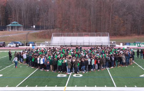 Pascack Valley participates in 'Movement of Unity'