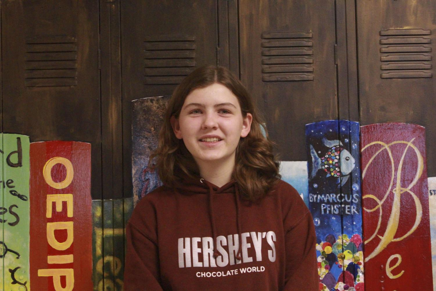 Emma Stankus, a PV sophomore, will be going to Jamaica on Dec. 13 for a Christmas mission trip. She has been collecting donations for children in several areas of the country.