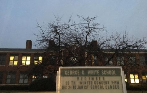 Anti-semitic graffiti discovered at George G. White School