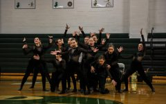 Dance Team hosts 'send off' to Florida competition