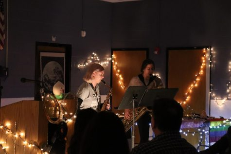 Tri-M Music Honor Society holds spring talent night