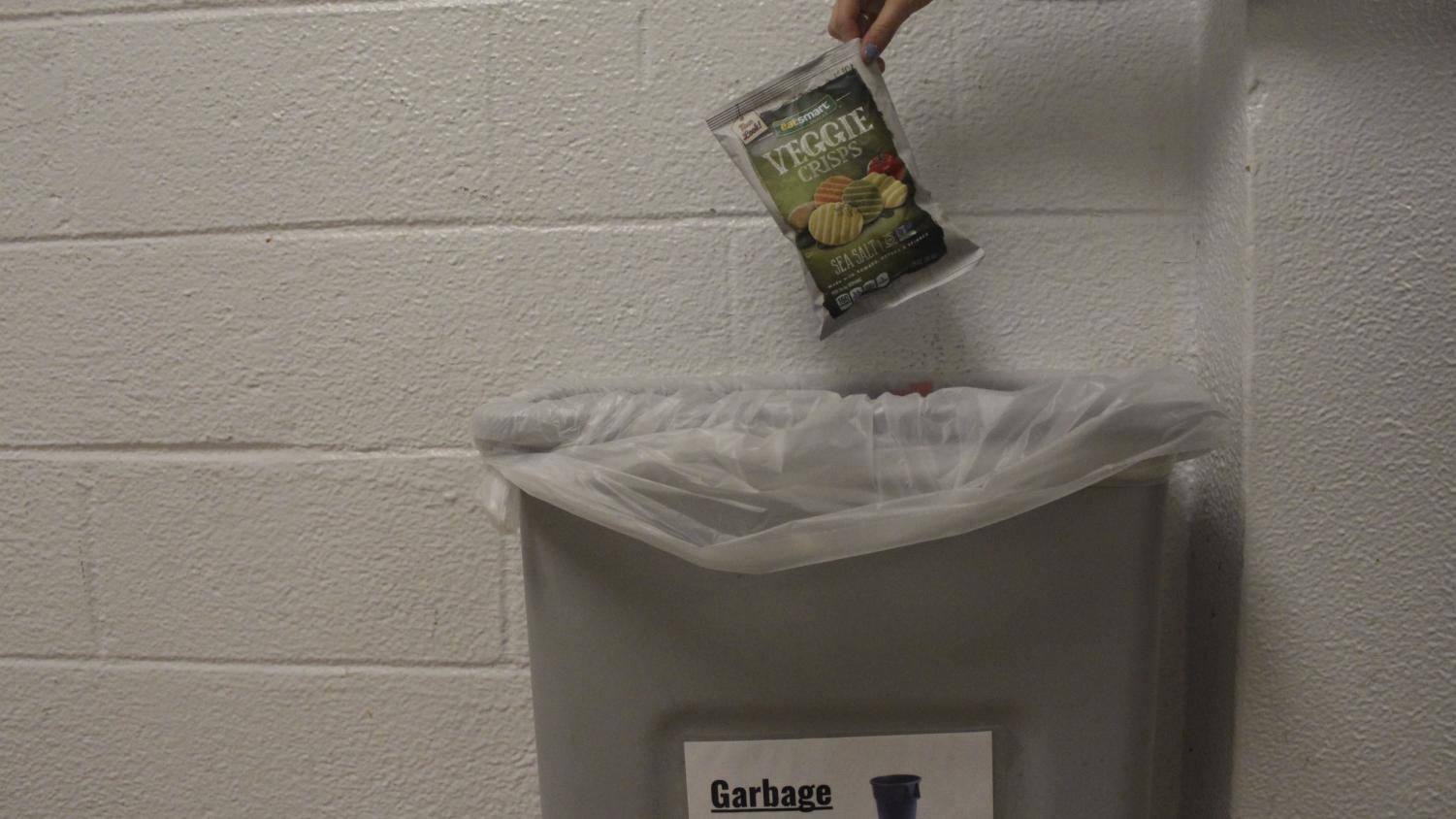 The Environmental Club is raising awareness about recycling now that PV recycles for the 2018/2019 school year.