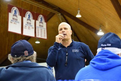 Hillsdale resident leads FDU into March Madness