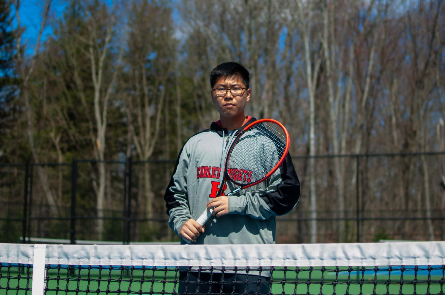 Sean Oh is The Smoke Signal's Athlete of the Week for the week of April 8.