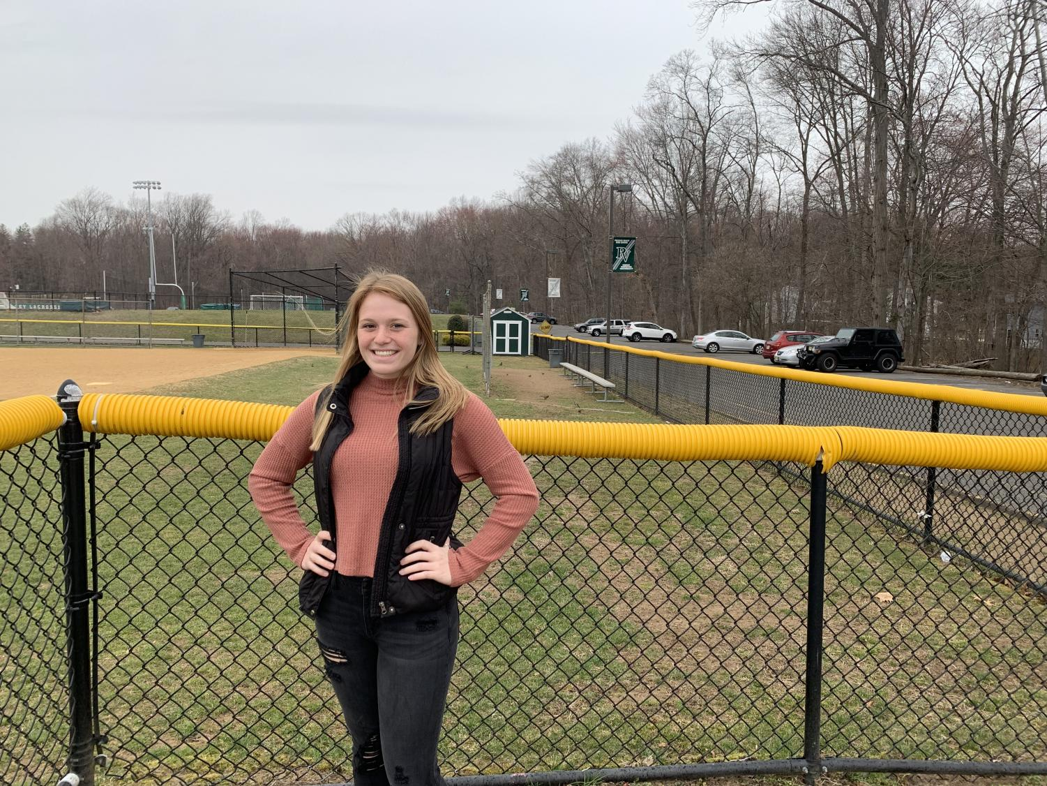 Cara McMahon is The Smoke Signal's Athlete of the Week to open the spring season.