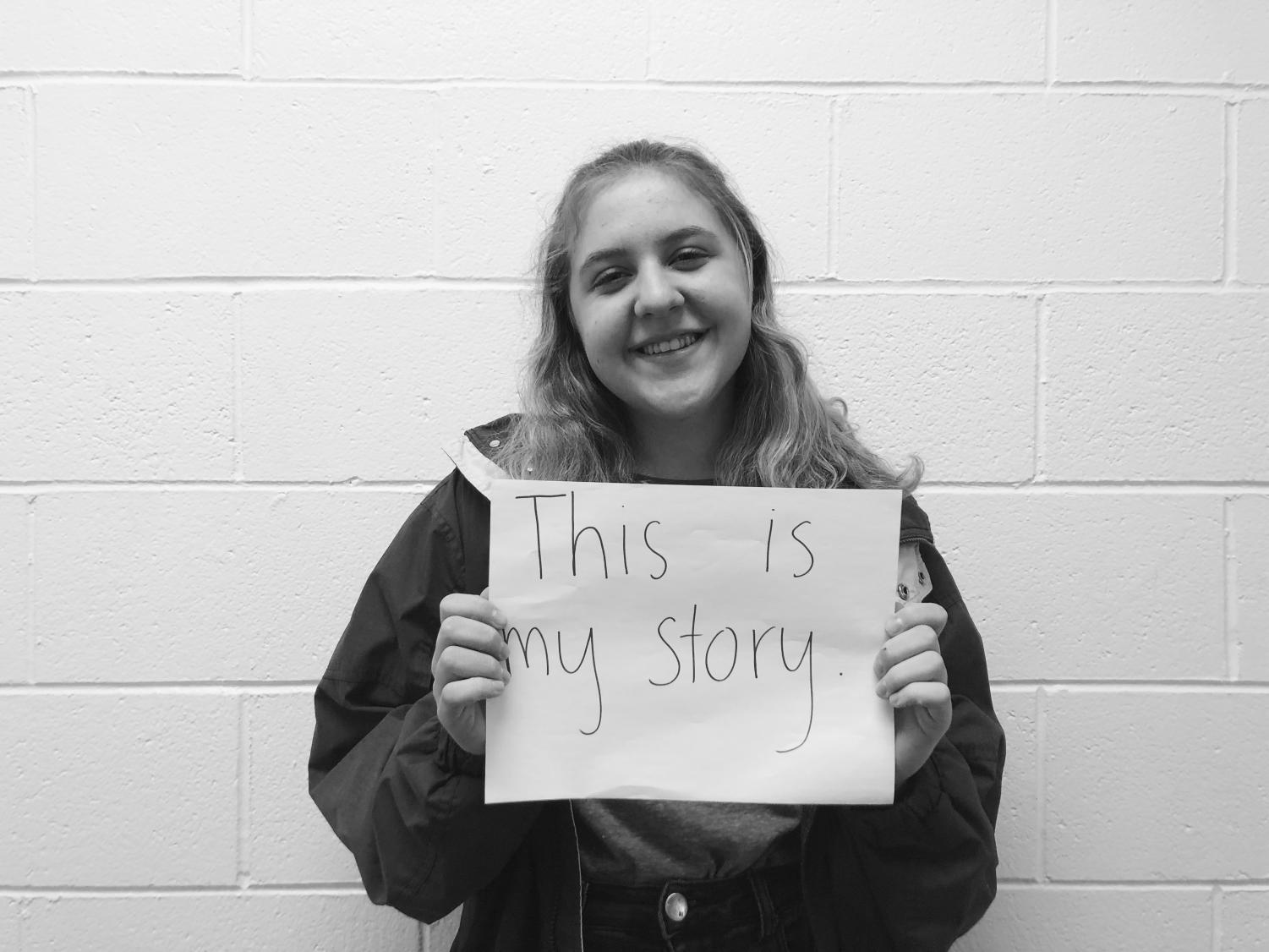 This is the seventh installment of This Is My Story, an eight part series. In this article, Pascack Valley senior Olivia Stabile tells her mental health story with anxiety and depression.