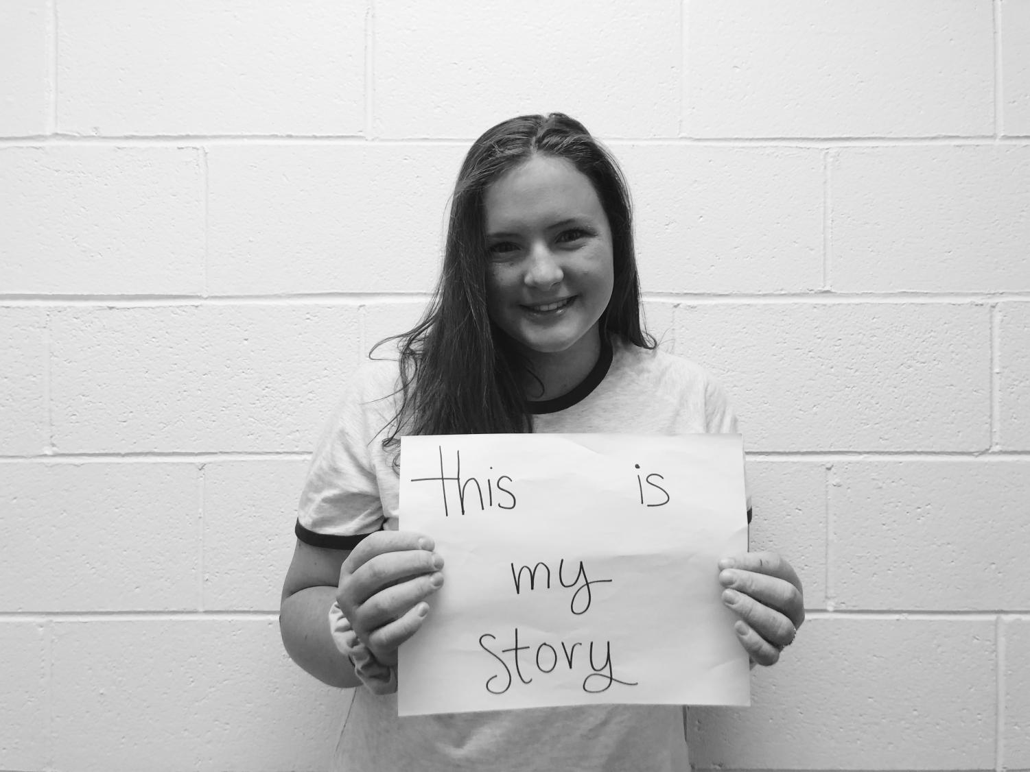 This is the fifth installment of This Is My Story, an eight part series. In this article, Pascack Valley senior Rachel McCambridge tells her mental health story with anxiety and depression.