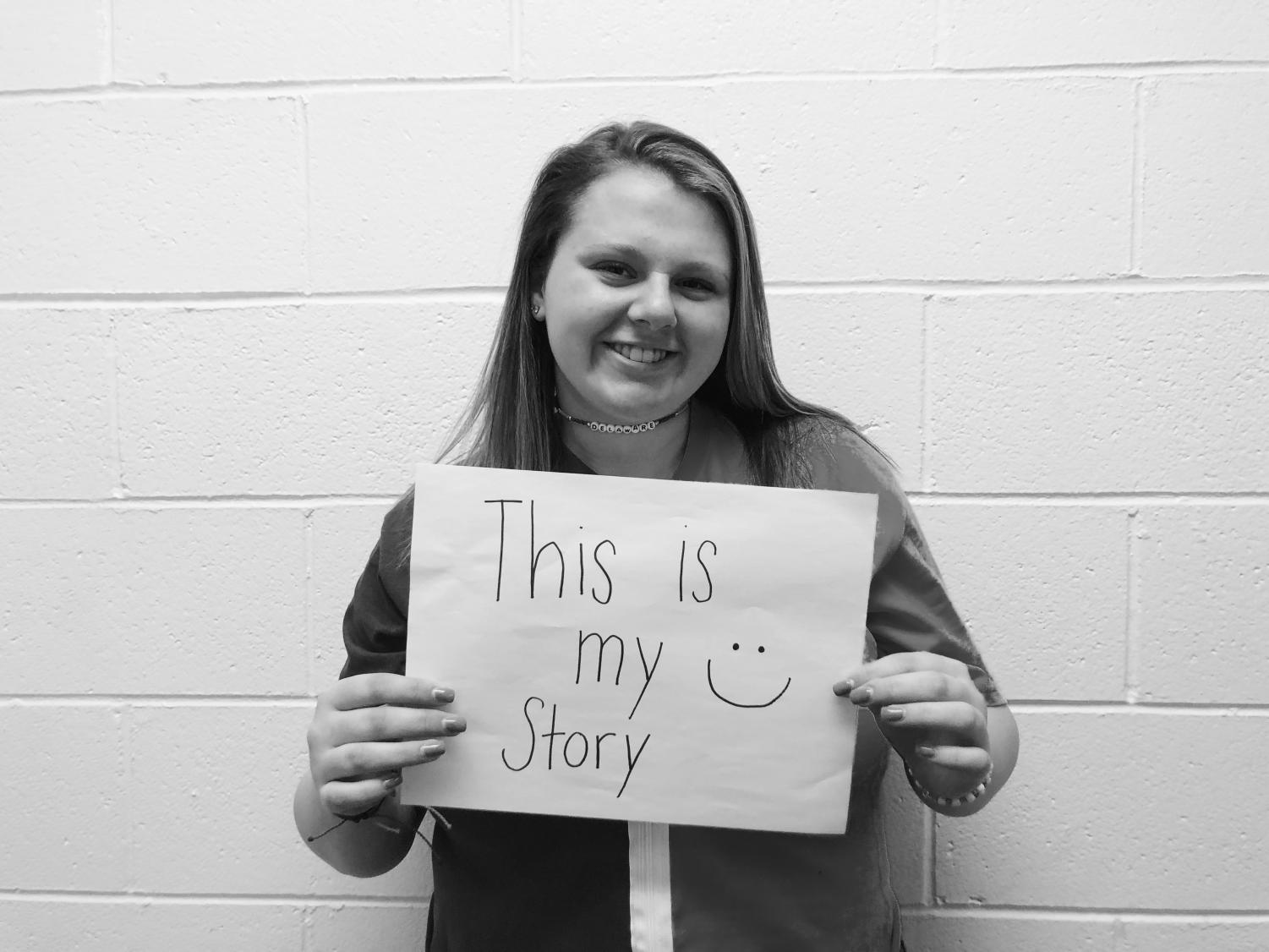 This is the sixth installment of This Is My Story, an eight part series. In this article, Pascack Valley senior Lauren Storm tells her mental health story with anxiety and depression.
