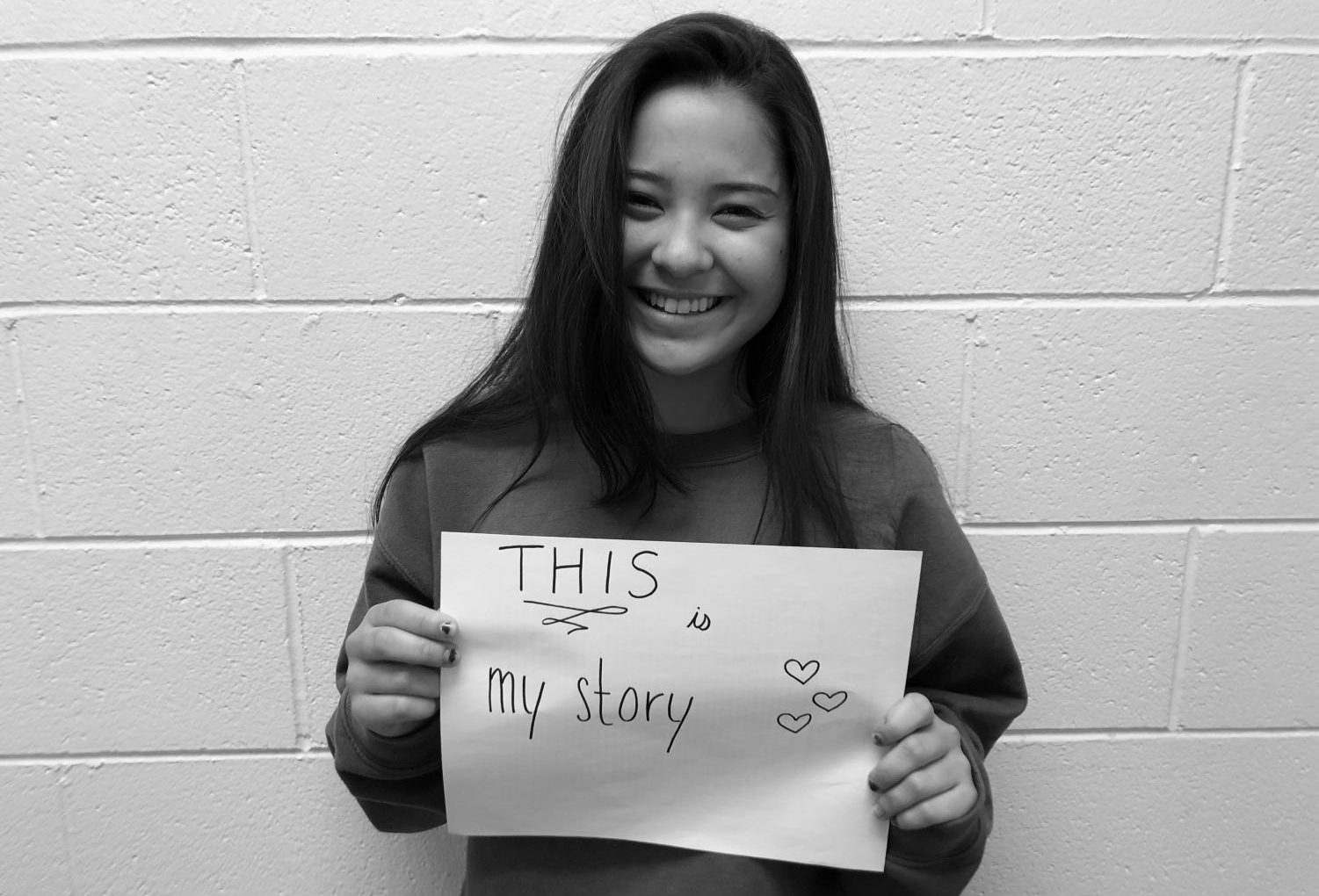 This is the first installment of This Is My Story, an eight part series. In this article, PV sophomore Elise Schicker talks about her journey with depression.