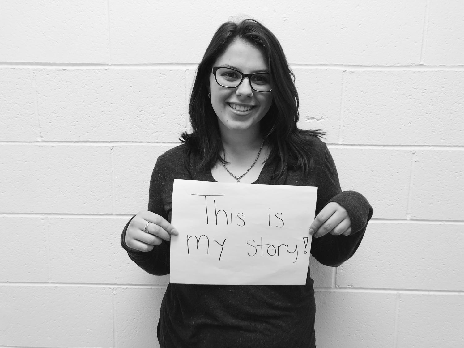 This is the third installment of This Is My Story, an eight part series. In this article, PV junior Julianna Tsokanos tells her mental health story with depression and anxiety.
