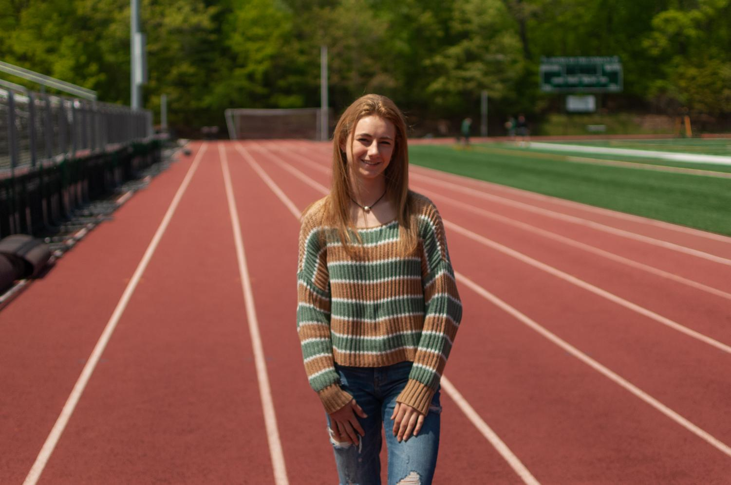 This week's Athlete of the Week is Sam Conjour.