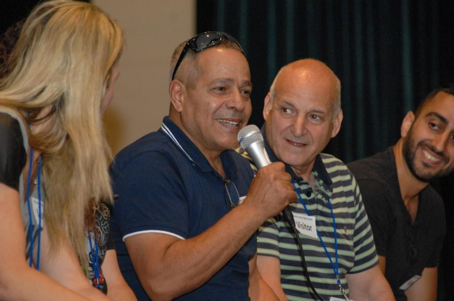 Israeli Veterans visited Pascack Valley to talk about their experiences on Thursday, June 6. The soldiers are a part of Zahal Shalom, an organization of families in Bergen County that allows soldiers to connect with people in the Untied States.